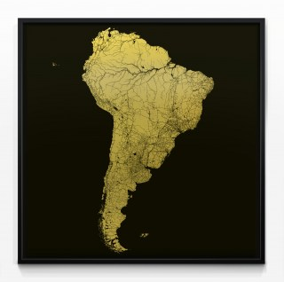 Sacred Continent South America